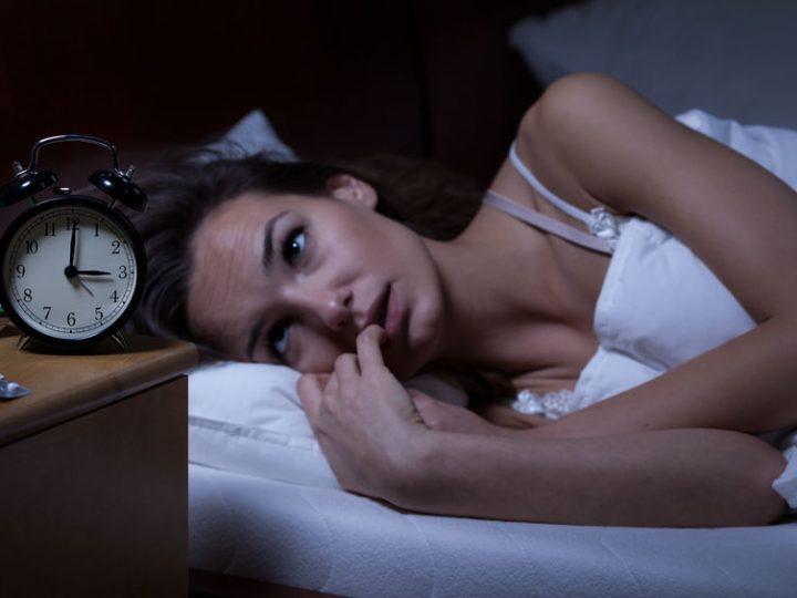¿Padeces de insomnio? Nosotros te aconsejamos