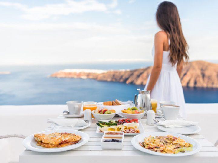 Prevenir la gastritis en vacaciones