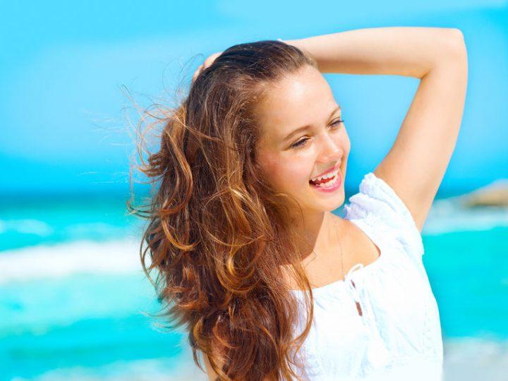 La caída del cabello después del verano