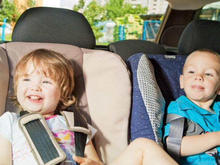Consejos para evitar que los niños se mareen