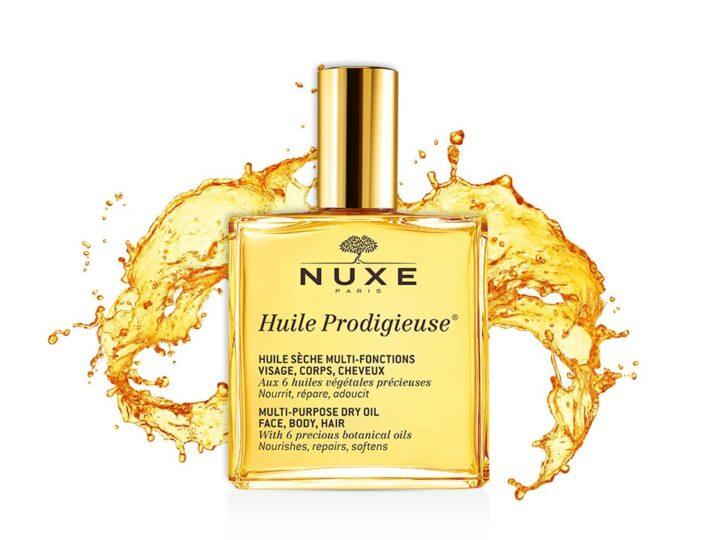 ¿Aún no conoces el aceite seco de Nuxe?
