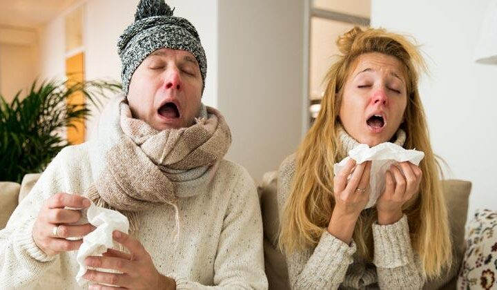 Diferencias entre la gripe y el resfriado y recomendaciones